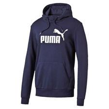 PUMA ESS No.1 Logo Hooded Sweatshirt TR Hoody Blue 06 M