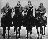 1924 THE FOUR HORSEMEN OF NOTRE DAME Glossy 16x20 Photo College Print Poster