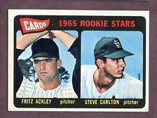 1965 Topps Steve Carlton #477 Baseball Card