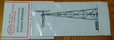 SS Ltd. HO #9143 Country Windmill kit (w/Water tub)