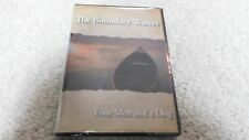 THE BOUNDARY WATERS - Four Men & a Dog DVD Nature Wilderness Canoe Wildlife