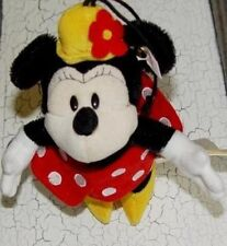 "STEIFF ""MINNIE MOUSE""  ORNAMENT 1999"