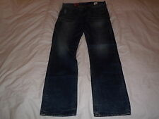 Authentic G-Star Raw Attacc Straight Denim Mens Jeans 36x34