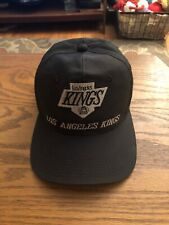 Los Angeles King NHL G Cap Hat Adjustable 90's