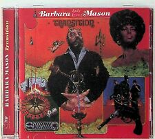 Barbara Mason -Transition CD (NEW) 1974 Funk/Soul Re-Issue (World In A Crisis)