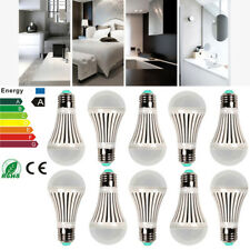 10PCS 7W E26 LED Light Globle Energy Saving Bulb Night Light Daylight 85-250V