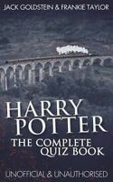 The Harry Potter Quiz Book by Goldstein, Jack|Taylor, Frankie (Paperback book, 2