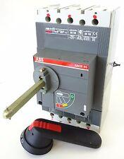 ABB SACE S5H Leistungsschalter S5 Circuit Breaker 600V~ 400A SACE PR211 Auslöser