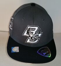 Boston College Eagles NCAA Gray and  Black Fitted One Size TOW New Hat