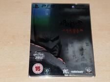 Batman Arkham City Catwoman Steelbook Edition ps3 Playstation 3 (1)
