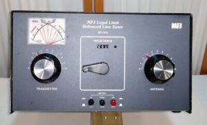 MFJ-976 Legal Limit Balanced Line Antenna Tuner