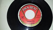 O.V. WRIGHT Missing You / This Hurt Is Real BACK BEAT 604 45 SOUL