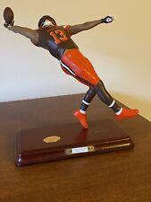 Danbury Mint Odell Beckham Jr. Nfl Cleveland Browns Figurine Sculpture~Nib~New