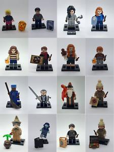 Brand New Lego Harry Potter Minifigure Series 2 Full Set of 16 - NEW 71028