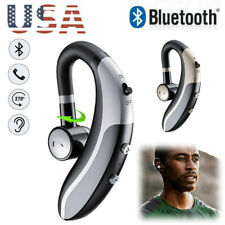 Wireless Bluetooth Headset Sports Running Driving Earphone w/ Mic for Cell Phone