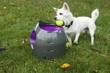 NEW Automatic Dog Ball Launcher Motion Sensor Launch 8-30' Includes Tennis Balls