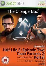 Xbox 360 Half-Life 2: The Orange Box (Xbox 360) VideoGames