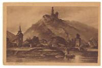 Ansichtskarte - Braubach - Marksburg