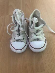 Converse Kids Size UK7 High Tops