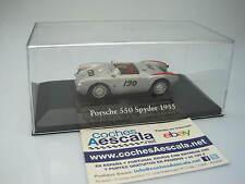 Atlas Voitures Mythiques Porsche 550 Spyder J Dean Ixo 1/43 Dominique Chapatte