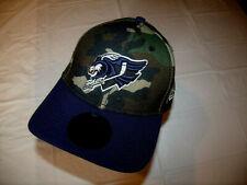 Springfield Falcons Ahl Camo Camouflage Hat New Era 39Thirty Flex/Stretch L/Xl