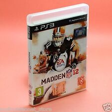 MADDEN NFL 12 PS3