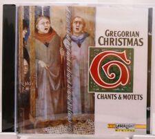 Gregorian Christmas + CD Weihnachten + Chants & Motets + Stimmungsvolles Album +