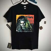 Vintage 1998 Rob Zombie 'Hellbilly Deluxe' rare tour concert T-shirt S-XXL