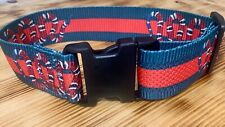 La Gucci Inspired Snake Design Dog Collar L 14.5-22 in. Neck - Ret. $100🐶 🐍
