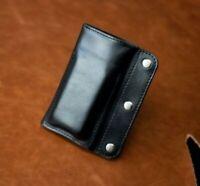Leather watch roll, Watch case, watch travel roll, watch pouch, travel watch box