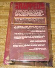 ALL RAPPED UP ~ VHS - (NEW) ~ Reel To Real ministries  - Eric Holmberg