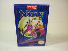 Disney's DARKWING DUCK - Nintendo NES - Empty CASE BOX Only - No Game - !!!