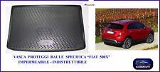 Vasca Proteggi Baule Auto Pedana Protezione Baule- Specifica  Fiat 500X 2014