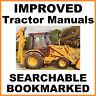 Case 580B Hydrostatic Drive Tractor SERVICE & OPERATOR & PARTS MANUAL MANUALS CD