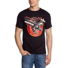 Judas Priest Mens T Shirt Black Screaming for Vengeance Band Logo Official XL