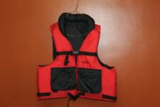 Cabela's Stearns 4143 Adult XX-Large Fishing Vest Flotation Aid Type III PFD GUC