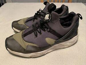 Men's Nike Air Huarache Camo Trainers Size Uk 12