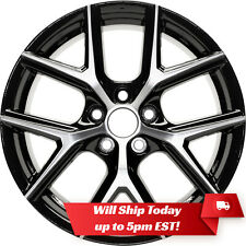 New Set Of 4 18 Replacement Alloy Wheels Rims For 2006 2018 Toyota Rav4 Fits 2011 Toyota Camry