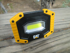 CAT TOOLS 500 LUMENS  LED WORK LIGHT BRAND NEW MECHANICS TOOL CATERPILLAR MAGNET