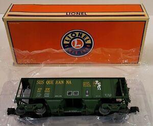 Lionel Trains # 6-52492 LCCA PS-2 Convention Susquehanna Hopper W/ Susie Q (759)