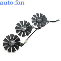 For ASUS 12V 87MM RX470 RX570 RX580 GTX1070/GTX1080Ti graphics card fan 4/5/6Pin