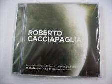 ROBERTO CACCIAPAGLIA - 11 SEPTEMBER 1683 - CD SIGILLATO