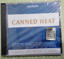Canned Heat House of blue lights Cd Nuovo Sigillato