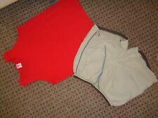 """Ceedarwood-Men 's Short Bundle Taille 34-36"""" M-L MIXTE objet Vêtements Short T-Shirt"""