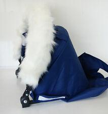 My Babiie MB30 Pushchair / Pram Replacement Hood PART Billie Faiers Blue Stripes
