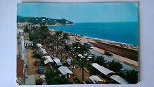 Lloret de Mar, Costa Brava Spain Vintage colour postcard c1960s