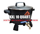 XX-LARGE ELECTRIC WAX MELTER/CANDLE MAKING/WAX MELTING/10 QUART 16-17 LBS