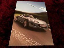 Mazda MX-5 Kendo Limited Edition Brochure 2011