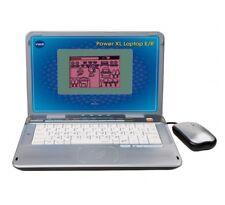 Vtech Power XL Laptop E/R, Lerncomputer (silber/blau, ab 7 Jahre)