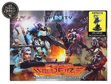 Corvus Belli Infinity - Operation Wildfire